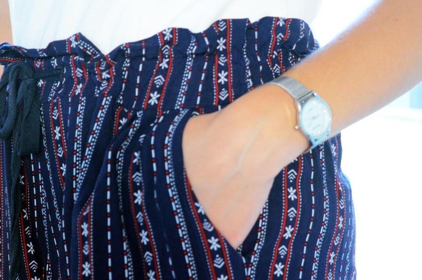 Shorts estampado y top bardot look outfit mivestidoazul.com streetstyle friendsfluencers (13)