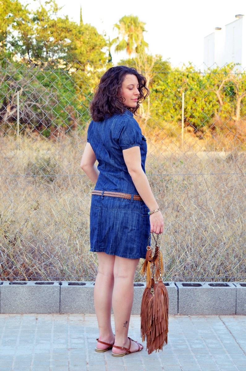 Vestido denim y flecos_look_mivestidoazul (5)