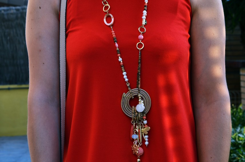 Vestido rojo anaranjado_look_streetstyle_mivestidoazul (15)