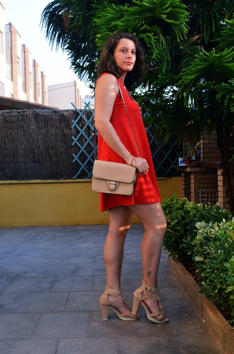 Vestido rojo anaranjado_look_streetstyle_mivestidoazul (5)