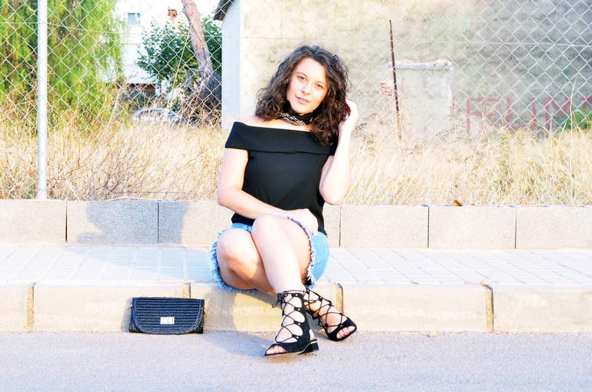 Falda desflecada_look_streetstyle_summer_tendencia_mivestidoazul (1)