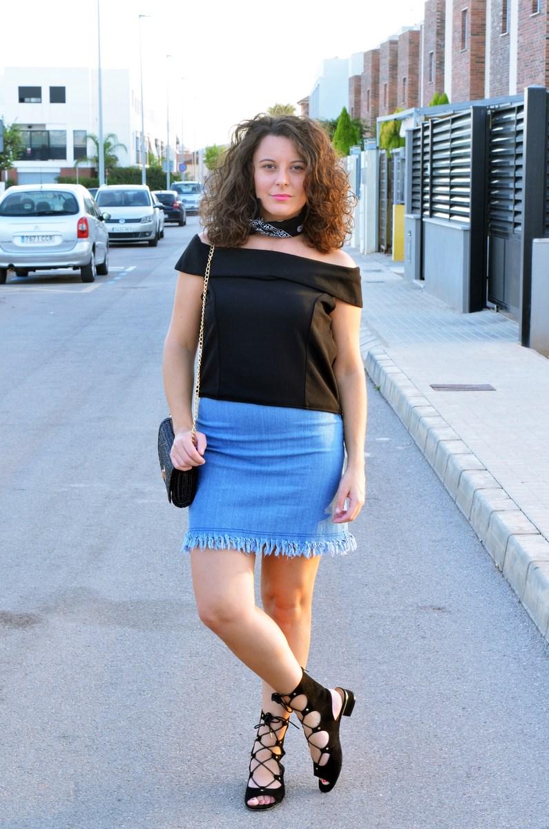 Falda desflecada_look_streetstyle_summer_tendencia_mivestidoazul (8)