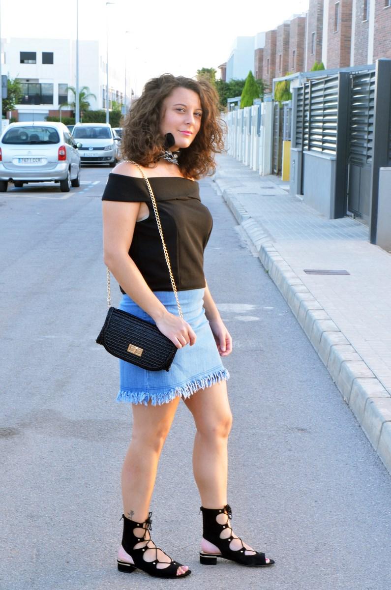 Falda desflecada_look_streetstyle_summer_tendencia_mivestidoazul (9)