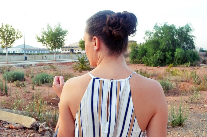 Look_vestido de rayas azul y camel_streetstyle_mivestidoazul (13)
