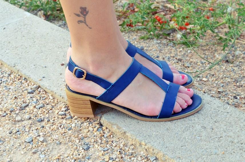 Look_vestido de rayas azul y camel_streetstyle_mivestidoazul (15)