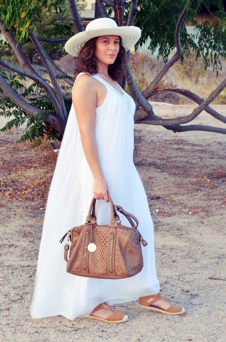 Vestido largo blanco de seda_streetstyle_bloggerscastellon_fashionblogger_mivestidoazul (4)