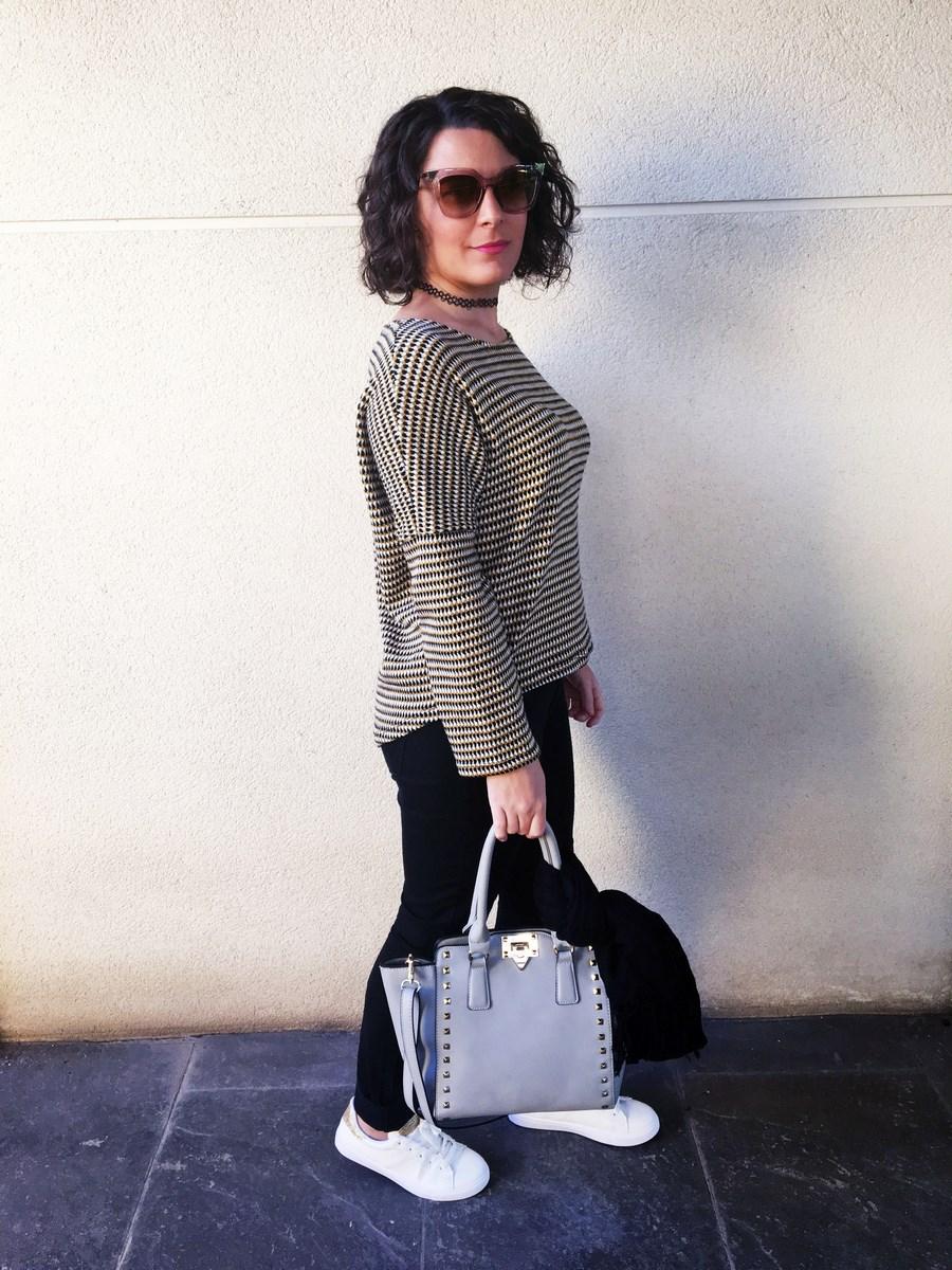 look_streetstyle_chaquetaamarilla_mivestidoazul_blogdemoda_castellon_fashionblogger_influencer_itgirl_outfit_spain-10