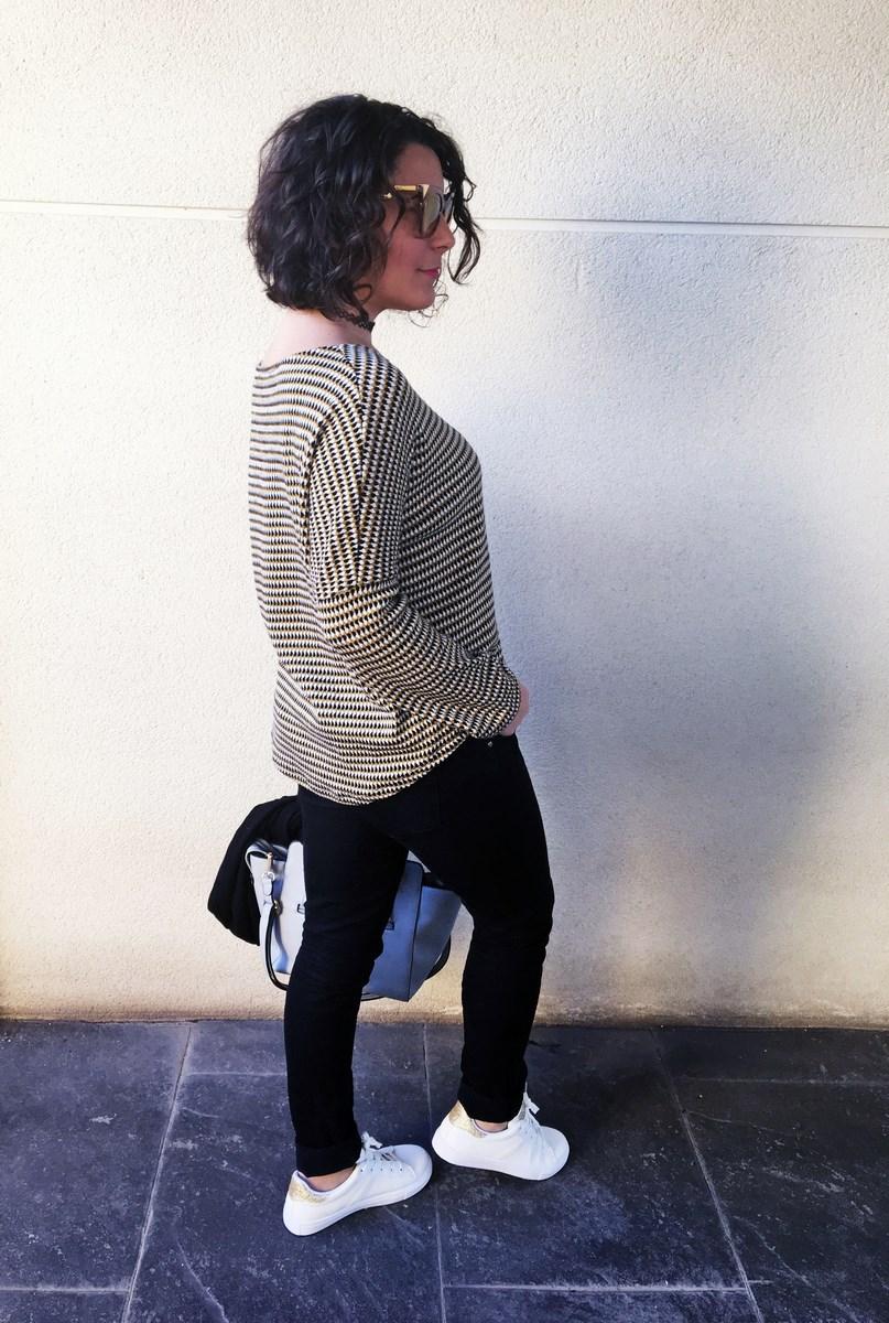 look_streetstyle_chaquetaamarilla_mivestidoazul_blogdemoda_castellon_fashionblogger_influencer_itgirl_outfit_spain-11