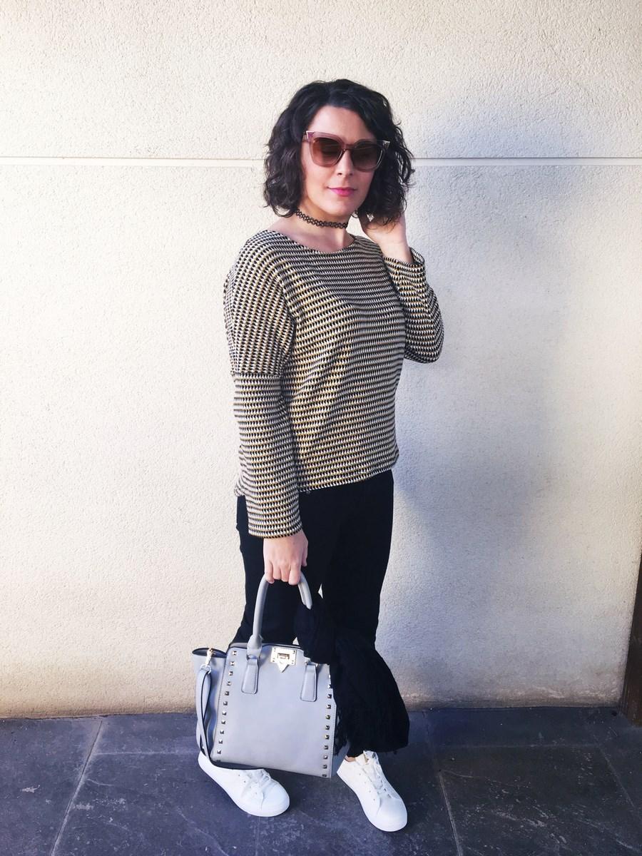 look_streetstyle_chaquetaamarilla_mivestidoazul_blogdemoda_castellon_fashionblogger_influencer_itgirl_outfit_spain-9