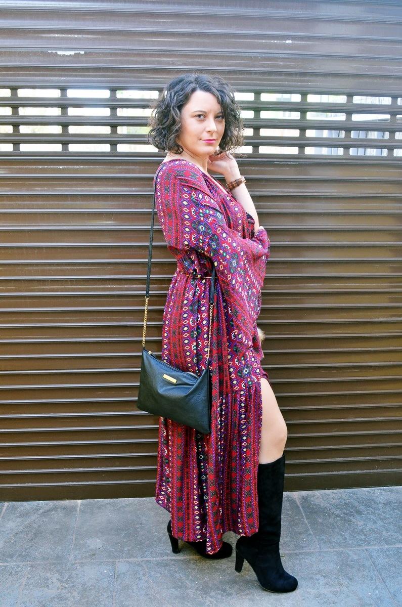 look_maxivestidoconmangasacampanadas_streetstyle_mivestidoazul_blogdemoda_castellon_influencer-3