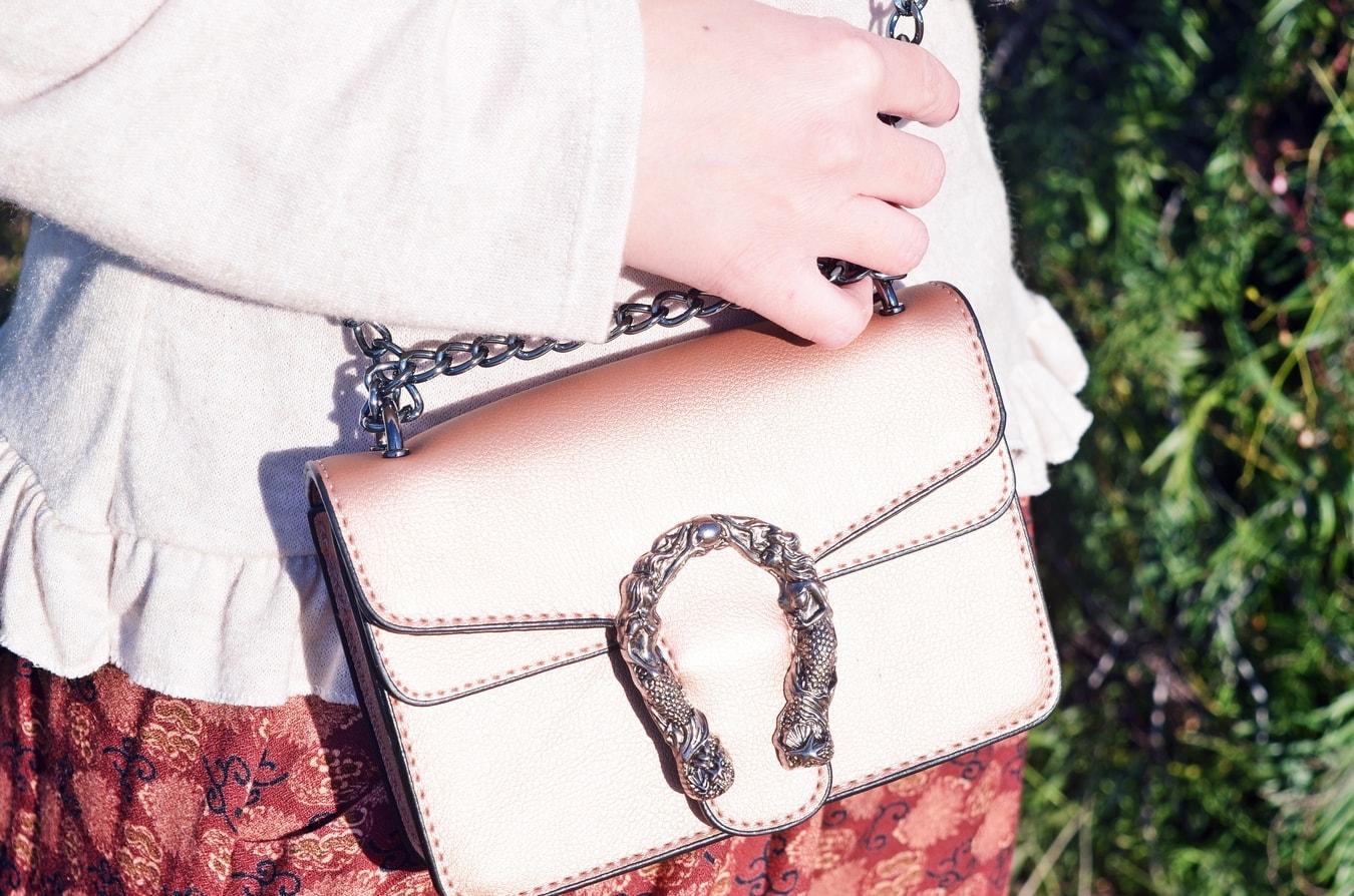 8513d26146 Seguro que la mayoría de las que leéis mi blog de moda ya conoceréis el  famoso bolso Dionysus de Gucci. Ese bolso rectangular que lleva en la  solapa una ...