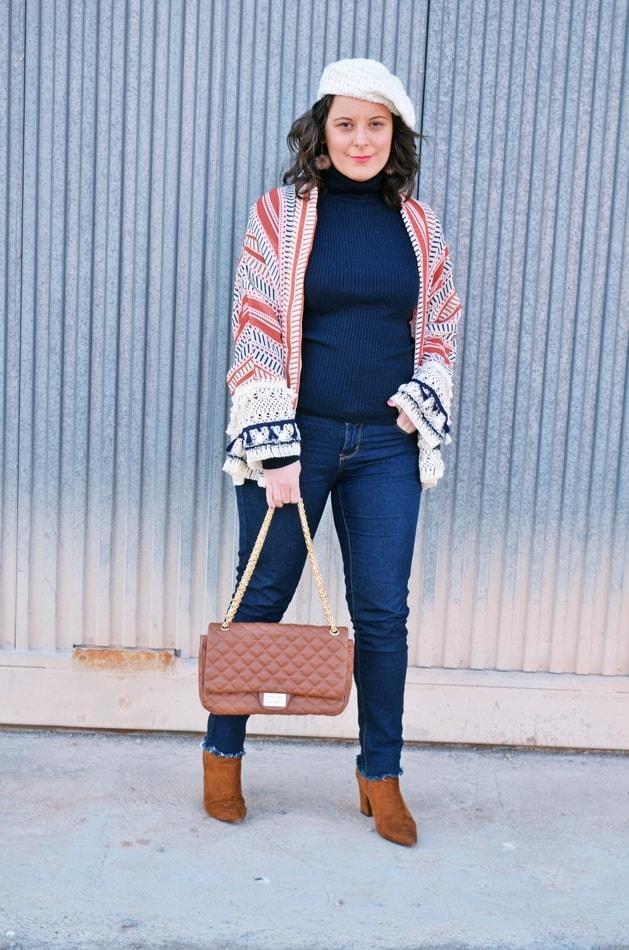 Cu00f3mo llevar un kimono en invierno | Mi Vestido Azul