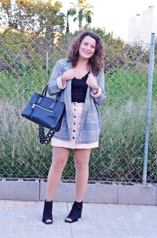 Llevar Falda Una Mpvusz Vestido Antemi Cómo De Azul Rosa LqUpGzMVS